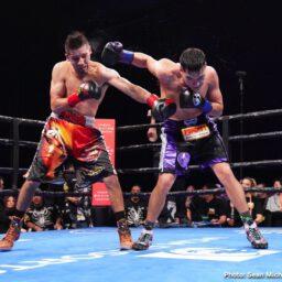 John Molina jr., Leo Santa Cruz, Omar Figueroa Jr., Rafael Rivera - Boxing News