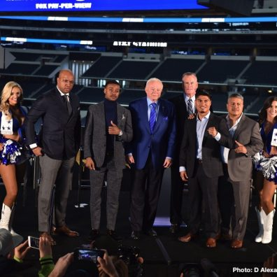 Errol Spence Jr. Mikey Garcia Boxing News