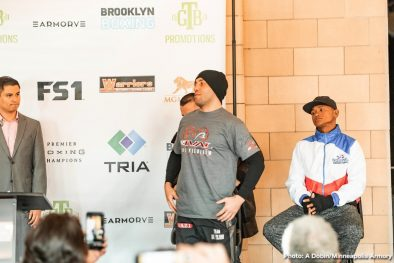 Anthony Dirrell Avni Yildirim Boxing News