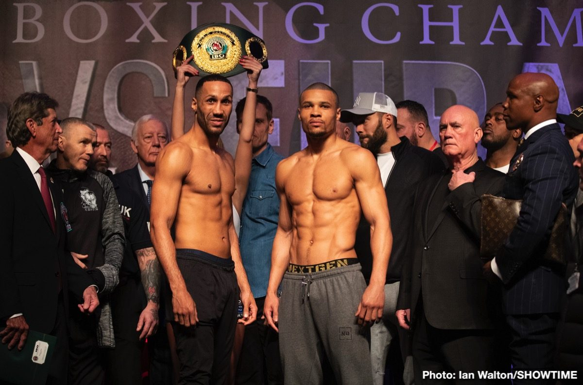 Andre Dirrell Avni Yildirim Chris Eubank Jr James DeGale Boxing News Top Stories Boxing