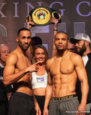James DeGale - The heavily-hyped British super-middleweight grudge-match between James DeGale and Chris Eubank Junior will soon be settled (providing we do get a winner, not a draw) and fan opinion seems to be about as split as can be over who wins. On the one hand, DeGale is, in the opinion of some, sufficiently past his best for Eubank to take him, while on the other, Eubank was never that good in the first place.