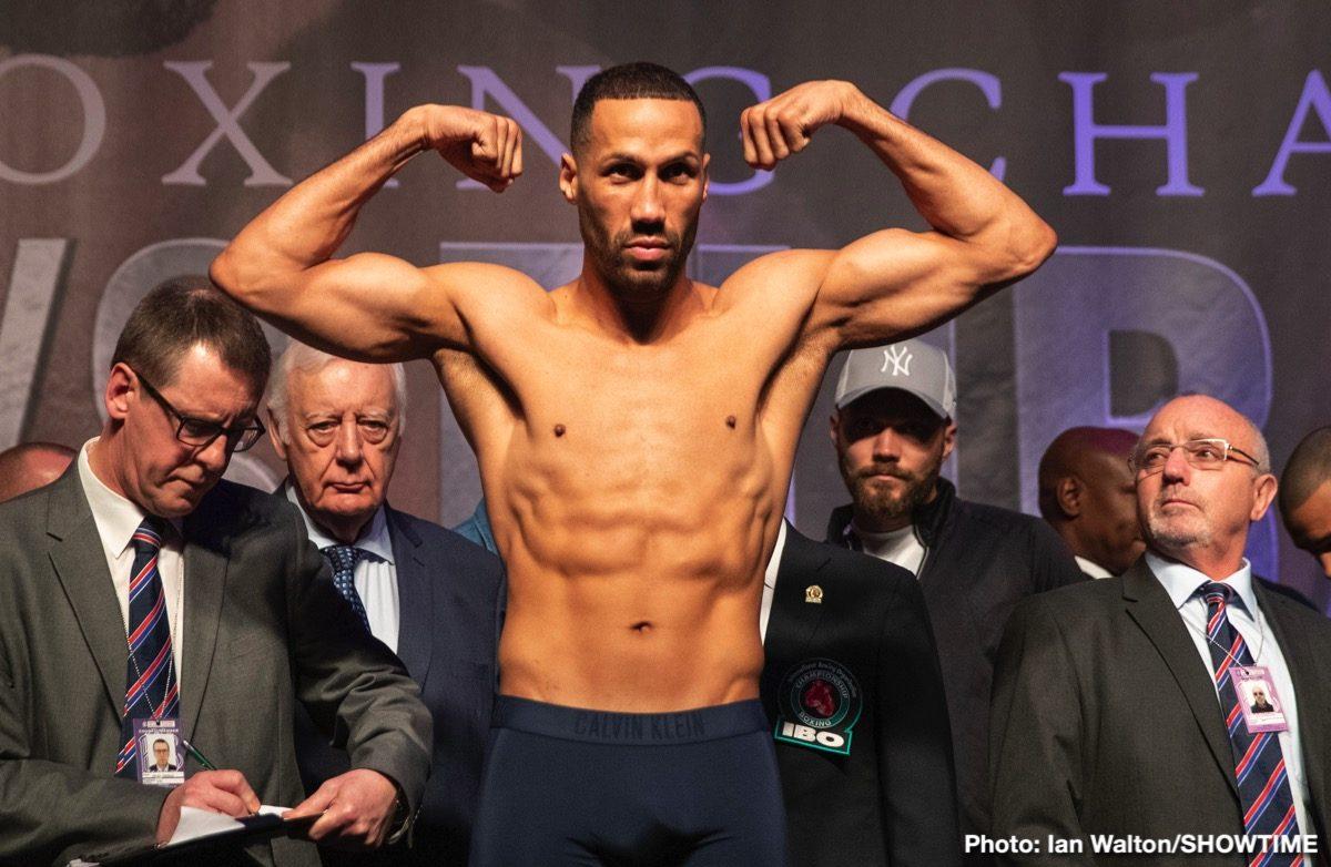 James DeGale Boxing News British Boxing