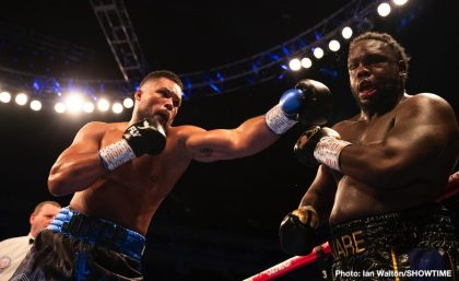 Joe Joyce Manuel Charr Boxing News British Boxing Top Stories Boxing