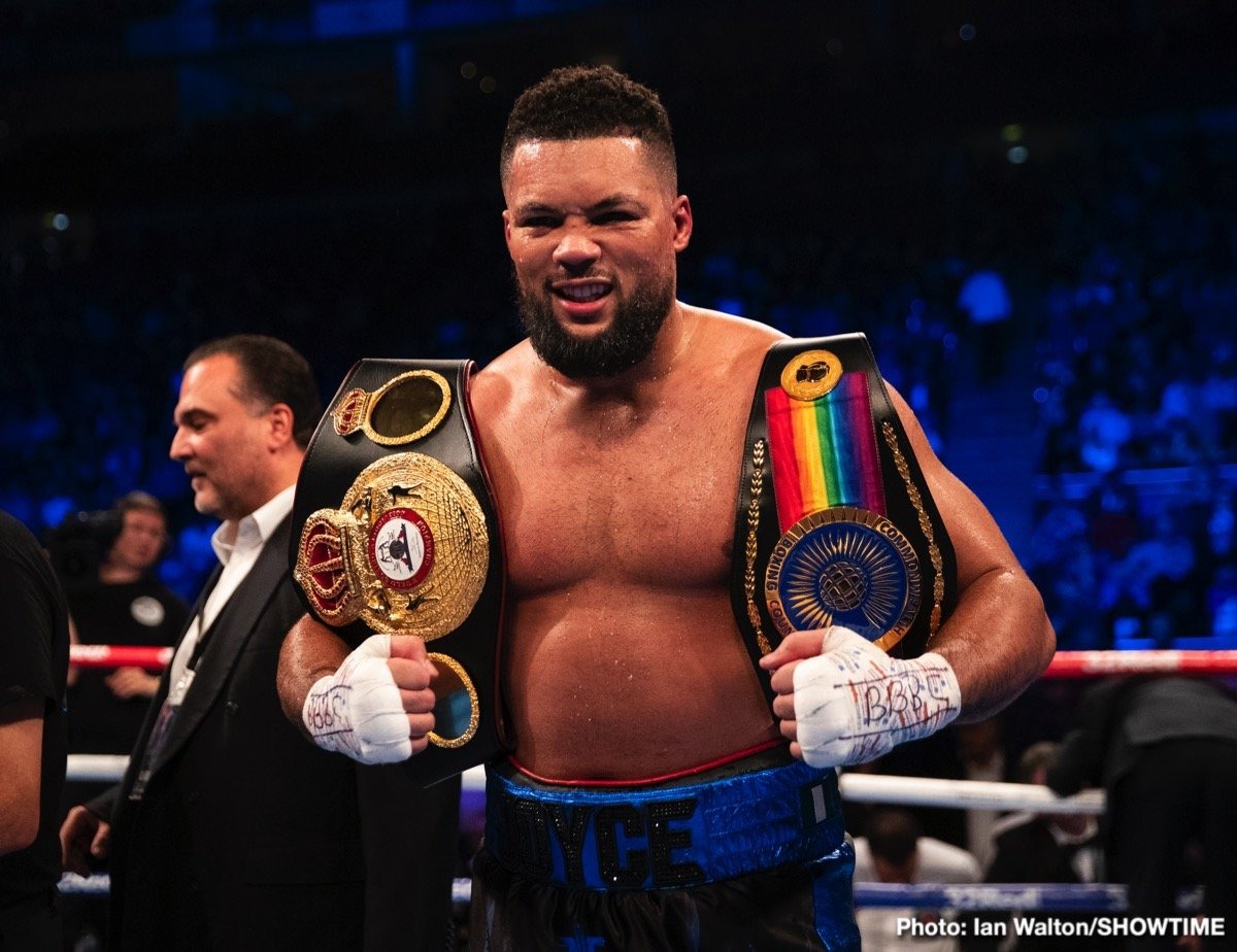 Daniel Dubios, Joe Joyce - THE ALREADY HUGE heavyweight showdown between Daniel Dubois and Joe Joyce at the o2 Arena on April 11 - live on BT Sport Box Office - has just got bigger with news that the vacant European title will also be on the line.