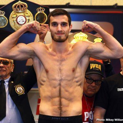 Khasan Baysangurov Mikaela Mayer Rob Brant Yareli Larios Boxing News