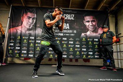 Donnie Marshall John Molina Karlos Balderas Leo Santa Cruz Omar Figueroa Rafael Rivera Boxing News