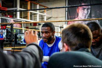 John Molina, Leo Santa Cruz, Omar Figueroa, Rafael Rivera - Boxing News