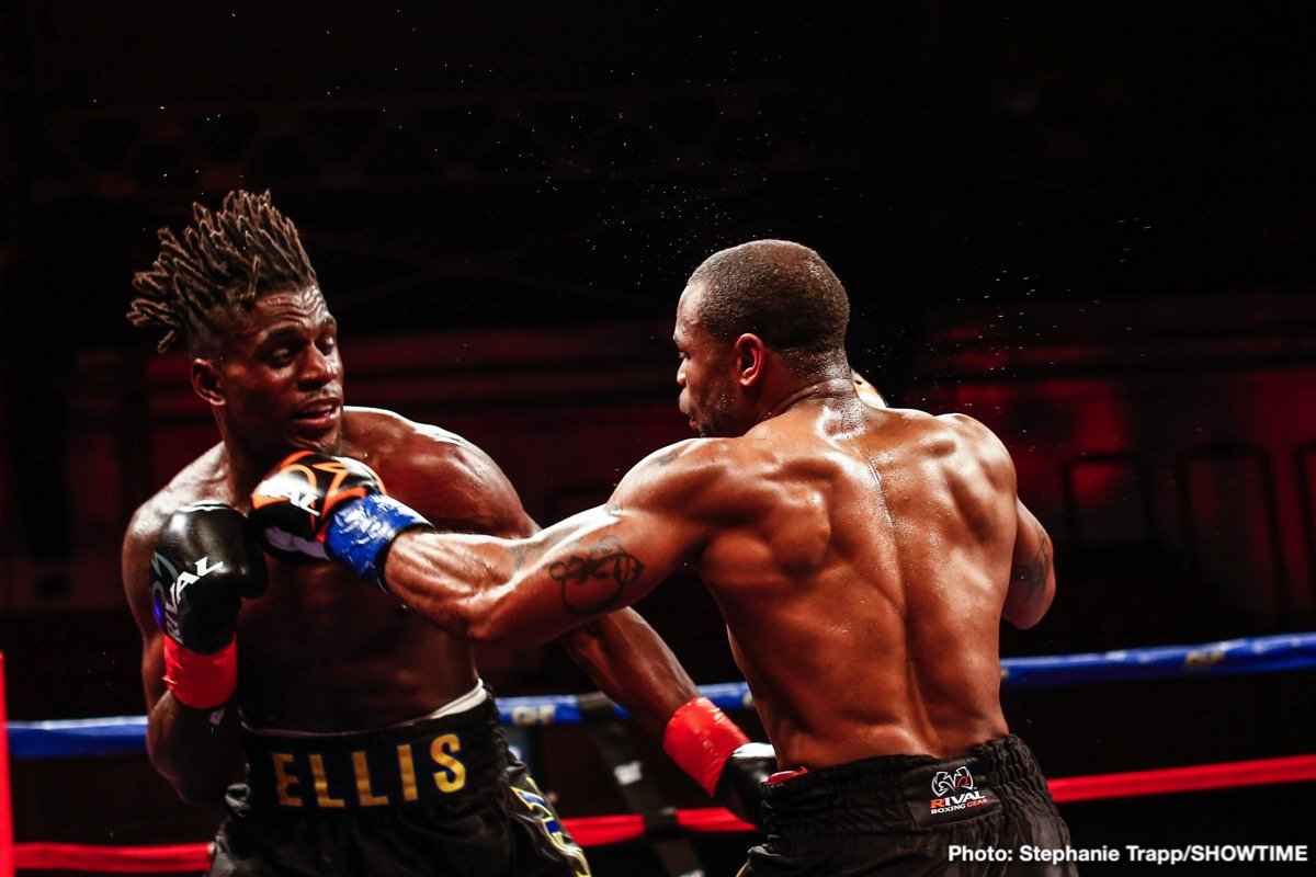 DeAndre Ware - DeAndre Ware rose to the occasion and scored the biggest win of his career with an upset majority decision over previously undefeated Ronald Ellis in the main event of ShoBox: The New Generation Friday on SHOWTIME from Main Street Armory in Rochester.  Both fights of the doubleheader were upsets, as Albany, N.Y. native Will Madera defeated Thomas Mattice in an eight-round lightweight co-feature.