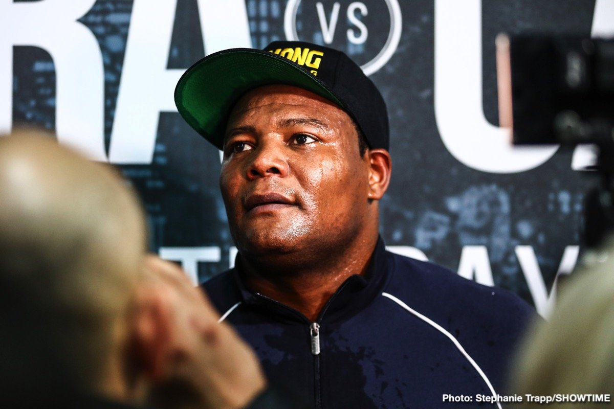 Luis Ortiz - Luis Ortiz cannot seem to make his mind up; maybe he is waiting to have it made up for him. The once-beaten southpaw dangerman from Cuba is with one call-out demanding a shot at Anthony Joshua, and the next almost begging for a shot at redemption against Deontay Wilder. The 40 year old (or thereabouts; some say Luis is much older) will see action this Saturday, against the decent and durable Christian Hammer, and it is in fights such as this that Ortiz seems to do himself no favours.