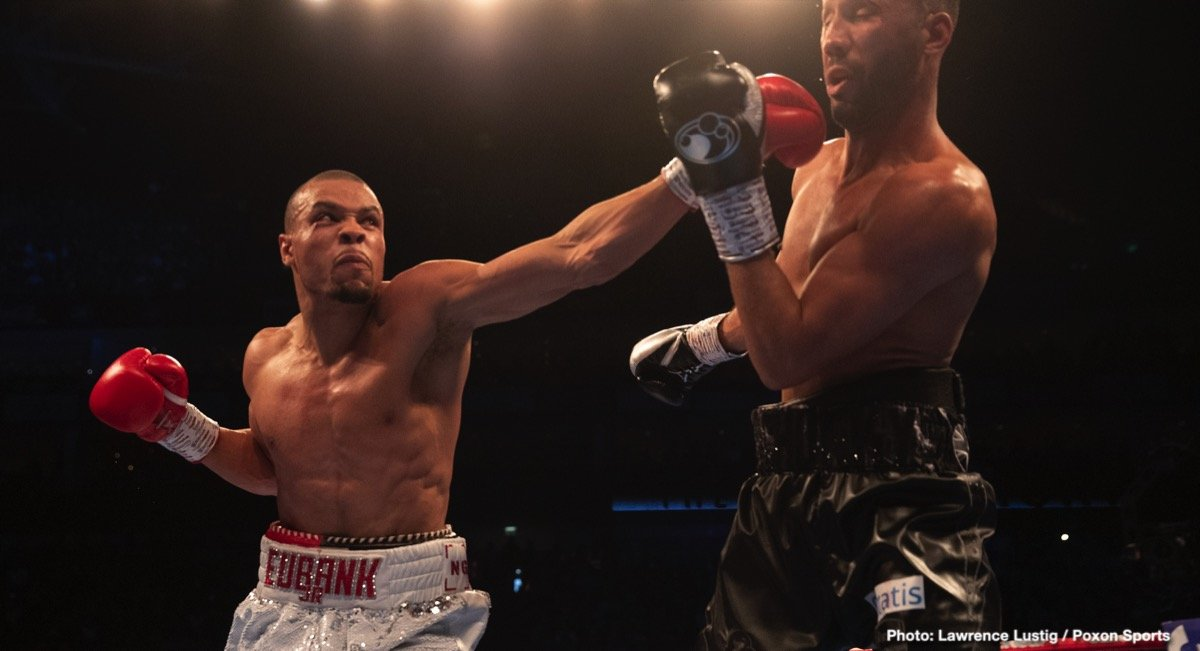 """The grudge has at last been settled, even if it took a few years longer than it should have taken for Chris Eubank Junior and James DeGale to get in the ring and fight, and now both men look towards the future. What next for Eubank, who won an at times ugly fight last night, and what next for DeGale? DeGale first. Retirement. That's it, his sole option. The former IBF super-middleweight champ said so himself before last night's IBO title clash: """"If I lose this fight, I'll retire,"""" DeGale said on Friday. """"If I lost to Eubank, where would I go?"""""""