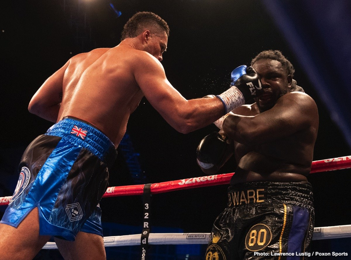 Bermane Stiverne, Manuel Charr, Trevor Bryan - Boxing News
