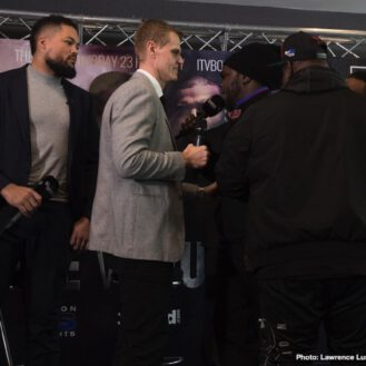 Bermane Stiverne, Joe Joyce - Boxing News