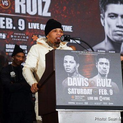 Gervonta Davis Jose Ramirez Boxing News Top Stories Boxing