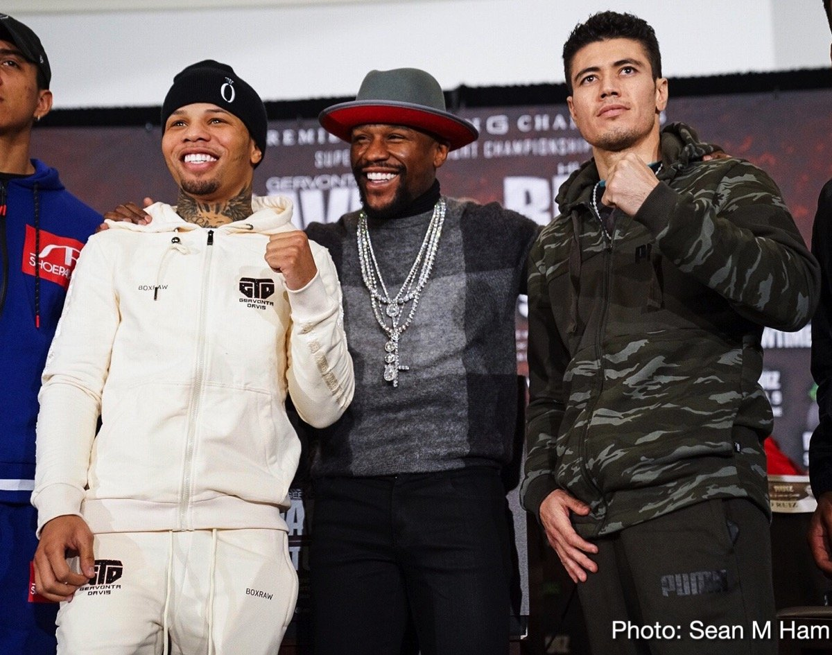 Gervonta Davis - This Saturday and Sunday night two of the most popular young fighters return in stay busy fights. Gervonta Davis was supposed to face 3-weight champion Abner Mares until Mares pulled out due to a detached retina injury. Instead Davis will fight Hugo Ruiz as a late replacement. On Sunday, Jose Ramirez takes on Jose Zepeda in Ramirez's backyard of Fresno, California on ESPN. Neither bout screams must-see but let's hope for the fans sake we get action-style TV fights. The month of February as far as the boxing schedule goes leaves less to be desired from a main event point of view. Boxing fans are mainly left with competitive bouts on the undercards until early spring when boxing will heat back up.