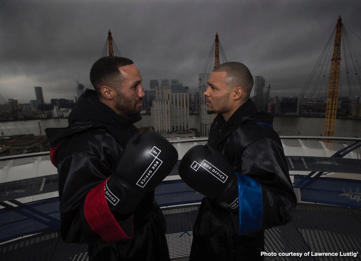Bermane Stiverne - SHOWTIME Sports will present the highly anticipated super middleweight matchup between fierce British rivals James DeGale and Chris Eubank Jr. Saturday, February 23 live on SHOWTIME from London's The O2. In the co-featured bout, fast rising prospect Joe Joyce battles former world champion Bermane Stiverne in a 12-round heavyweight clash. The event will air live on air and via the networks' streaming service at a start time to be announced.
