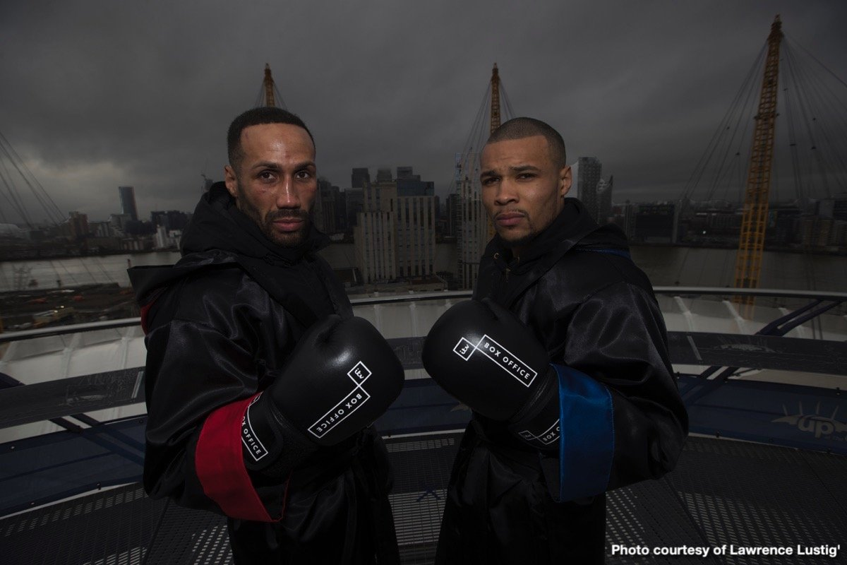 Chris Eubank Jr - Chris Eubank Jr