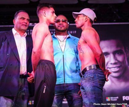 Leo Santa Cruz Rafael Rivera Boxing News