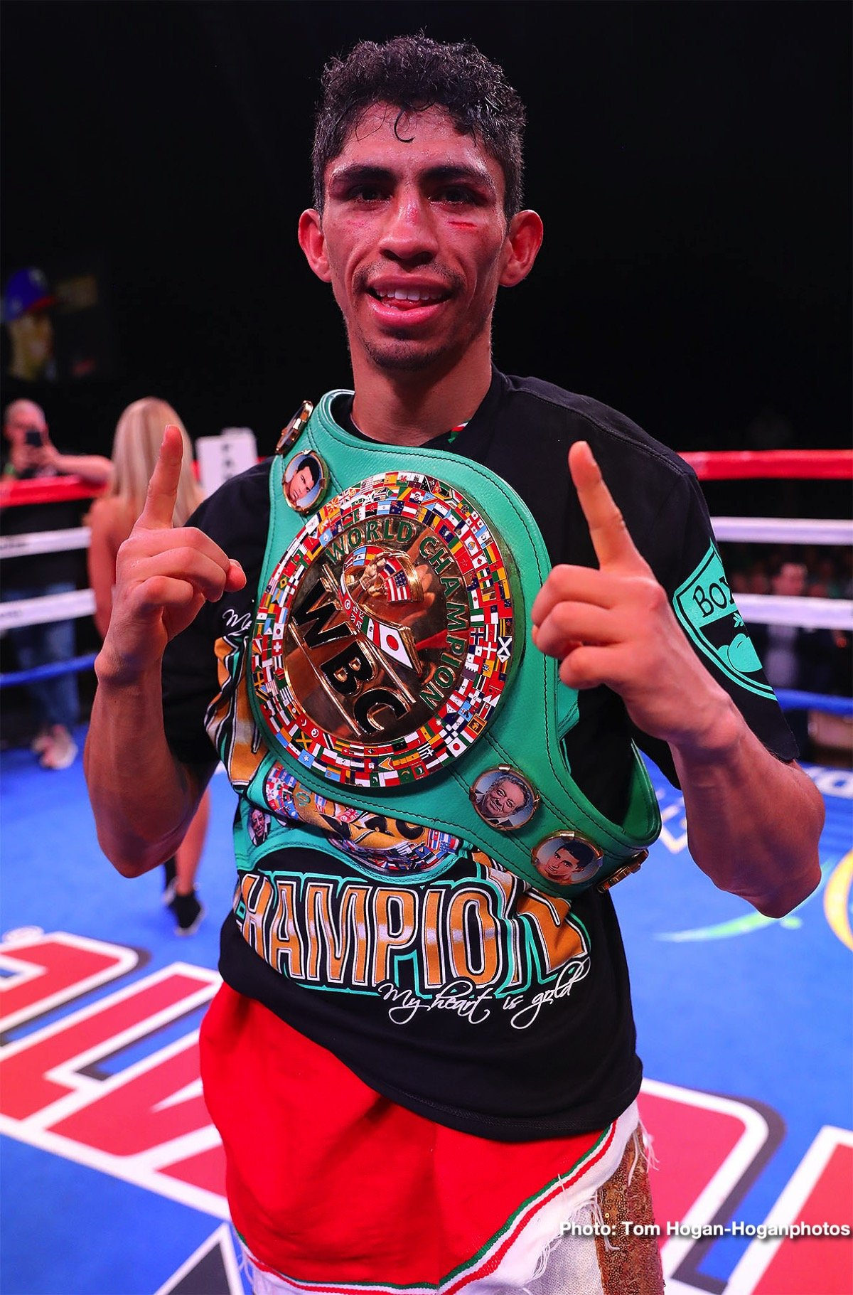 "Joet Gonzalez - A thoroughly stacked night of Golden Boy action heads to the Dignity Health Sports Park in Carson, Calif. as Rey Vargas (33-0, 22 KOs) defends his WBC Super Bantamweight World Title in the 12-round main event against No. 1 Contender and former world champion Tomoki ""El Mexicanito"" Kameda (36-2, 20 KOs). The card will also feature the return of Diego De La Hoya, Joet Gonzalez, Eduardo ""Rocky"" Hernandez, Alexis ""Lex"" Rocka and Jousce ""Tito"" Gonzalez. The fights will take place on Saturday, July 13 and will be streamed live on DAZN."