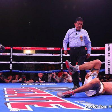 Alberto Machado Andrew Cancio Rey Vargas Boxing News Boxing Results