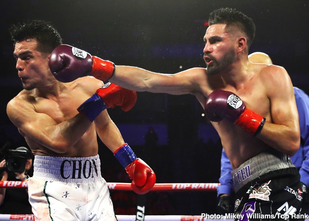 """Raymundo Beltran - Jose Ramirez was faced with the toughest test of his career. Jose """"Chon"""" Zepeda was slick, slippery, and would not give in. But it was a late rally in the championship rounds that pushed Ramirez (24-0, 16 KOs) to a majority decision victory as he retained his WBC super lightweight title for the second time in front of 14,034 screaming fans at the Save Mart Center."""