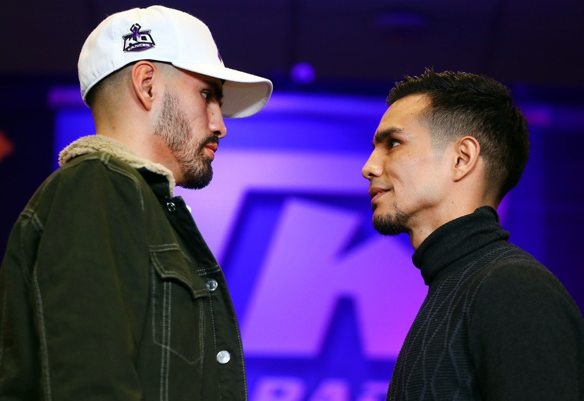 """Jose Zepeda -  Fresno's professional franchise, Jose Ramirez, is set for another world title defense homecoming. Ramirez (23-0, 16 KOs) will seek to make the second successful defense of his WBC super lightweight world title against Jose """"Chon"""" Zepeda (30-1, 25 KOs) on Sunday from the Save Mart Center in Fresno, Calif. In the co-feature, former lightweight world champion Ray Beltran will tussle with the unbeaten Hiroki Okada in a 140-pound battle."""