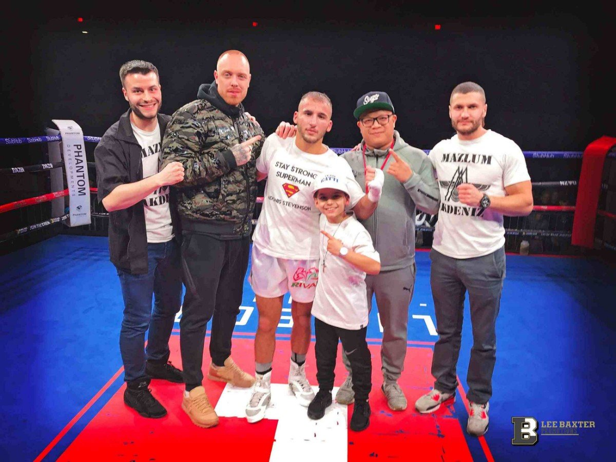 - Top 140-pound prospect Mazlum Akdeniz added to his undefeated record over the weekend with a thrilling stoppage victory over Mexican veteran Alberto Bautista in Cornwall, Ontario.