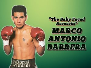 Marco Antonio Barrera Press Room