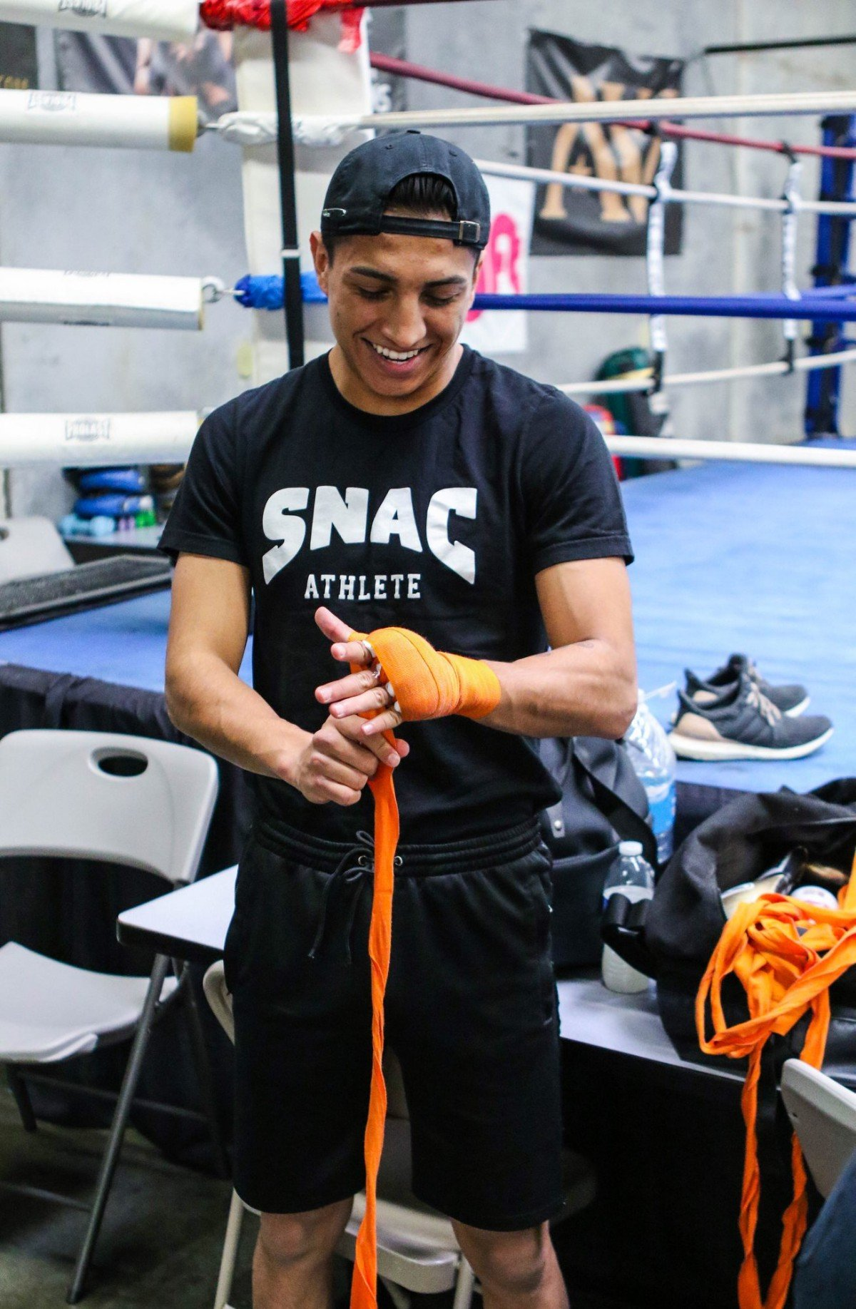 Undefeated super lightweight contender Mario Barrios will look to continue his push toward a world title shot when he faces Mexico's Richard Zamora (19-2, 12 KOs) live on SHOWTIME this Saturday, February 9 from Dignity Health Sports Park, formerly StubHub Center, in Carson, Calif, and presented by Premier Boxing Champions.
