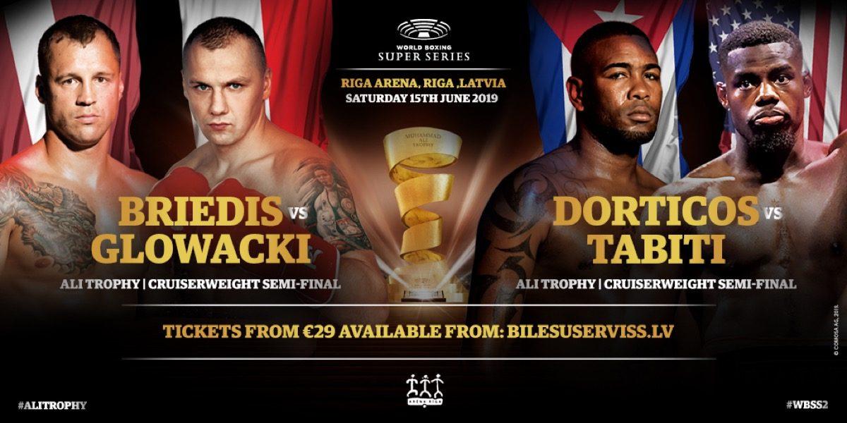 Andrew Tabiti Mairis Briedis Yunier Dorticos Boxing News