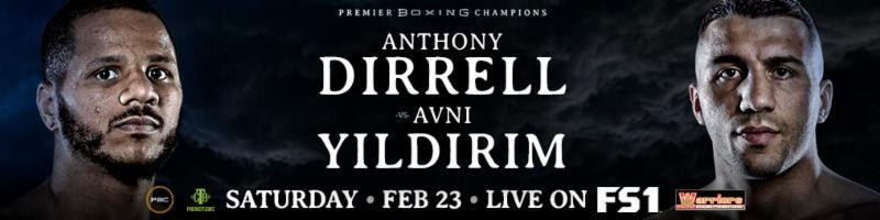 Anthony Dirrell Avni Yildirim Caleb Plant Press Room