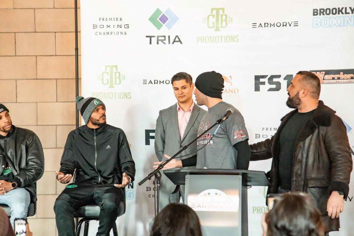 Anthony Dirrell and Avni Yildirim final news conference quotes