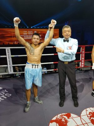 - Rising Welterweight star Steve Gago has much to look forward too, as he tops the bill at the coveted IBF SILK ROADS tournament final at the IBF convention in Macau this coming April.