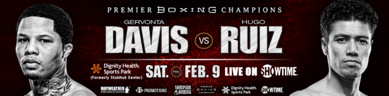 Unbeaten Super Featherweight Xavier Martinez will clash with Colombia's Deivi Bassa and lightweight contender Ladarius Miller is set to battle Daulius Prescott in non-televised undercard action on Saturday, February 9 from Dignity Health Sports Park, formerly StubHub Center, in Carson, California.