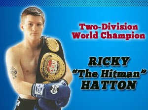 "Ricky Hatton - The International Boxing Hall of Fame announced today two-division world champion Ricky ""The Hitman"" Hatton will attend the Hall of Fame's milestone 30th Anniversary celebration during the 2019 Hall of Fame Weekend, June 6-9th."