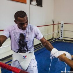 """Brian Castano, Erislandy Lara - Former super welterweight world champion Erislandy """"The American Dream"""" Lara will look to reclaim a piece of the 154-pound crown when he challenges WBA champion Brian Castaño on Saturday, March 2 live on SHOWTIME from Barclays Center, the home of BROOKLYN BOXING™, and presented by Premier Boxing Champions."""