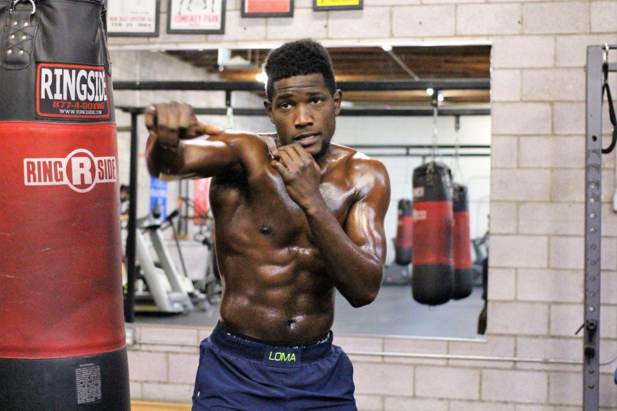 Ishe Smith - Super welterweight contender Erickson Lubin will enter the ring under the guidance of coach Kevin Cunningham for the first time when he steps into the ring this Saturday against former world champion Ishe Smith as part of SHOWTIME CHAMPIONSHIP BOXING COUNTDOWN from Dignity Health Sports Park, formerly StubHub Center, in Carson, California and presented by Premier Boxing Champions.