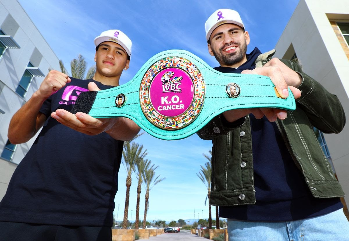 """Jose Zepeda -  WBC super lightweight champion Jose Ramirez has fought for many causes near and dear to his heart and to the citizens of California's Central Valley. As he readies to defend his title against Jose """"Chon"""" Zepeda on Sunday at Fresno's Save Mart Center, Ramirez is using his platform to continue the fight against cancer."""