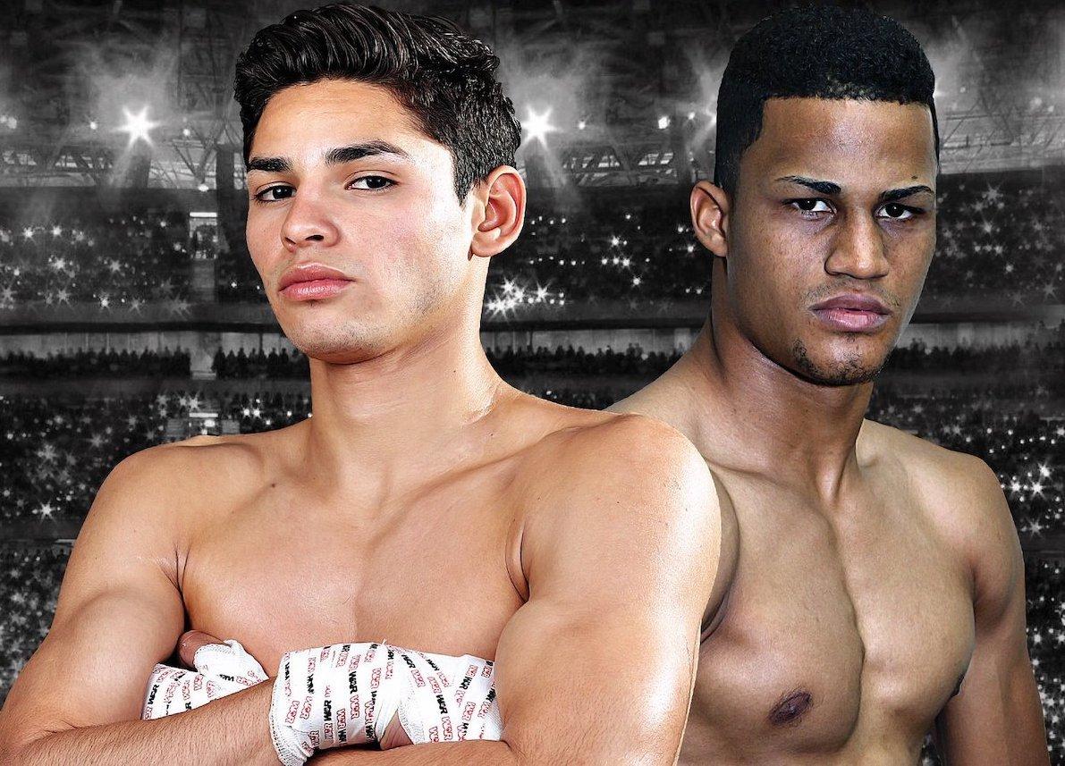 Jose Lopez Ryan Garcia Boxing News