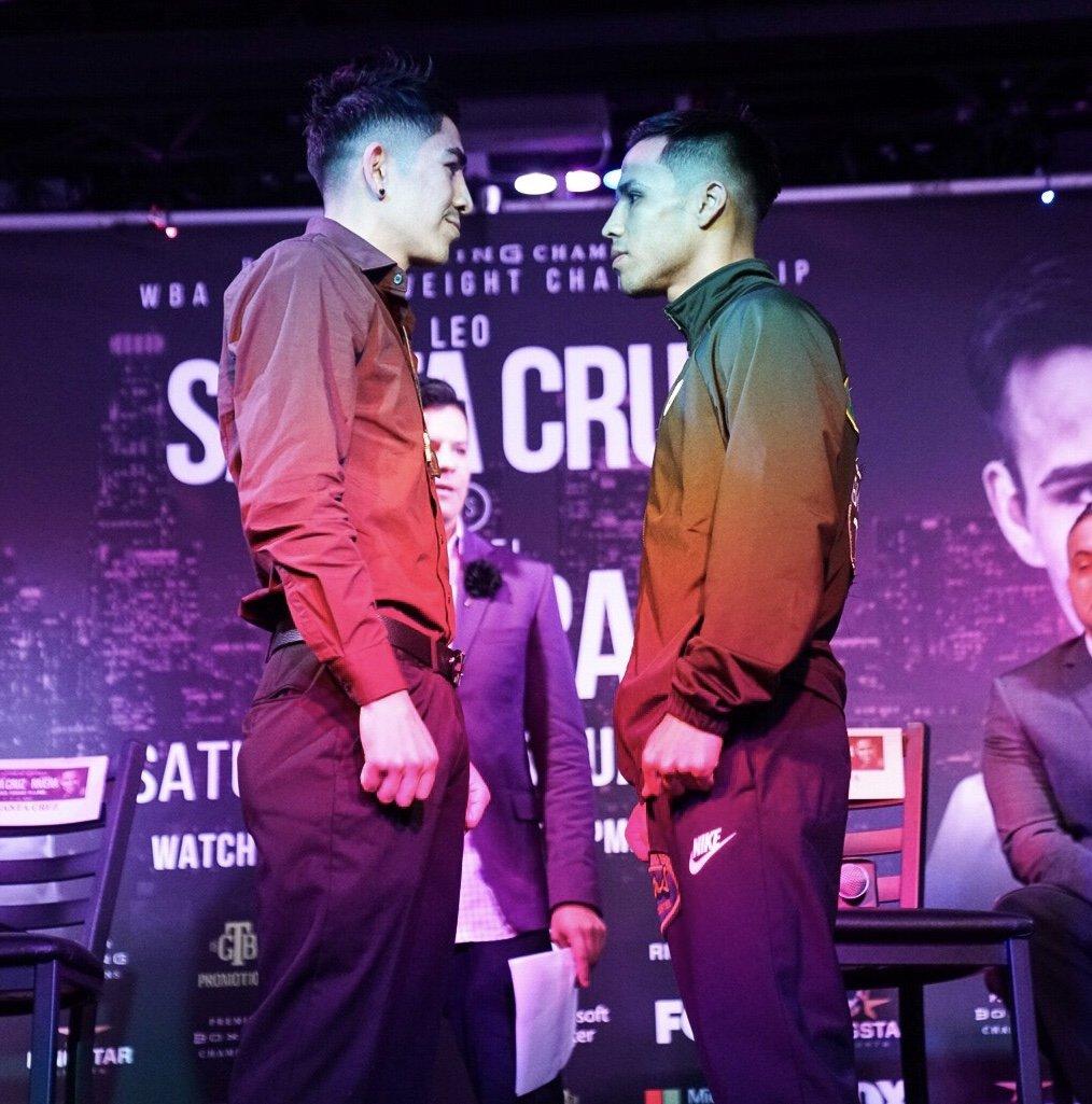 Messed Up Life Quotes: Leo Santa Cruz And Rafael Rivera Final Conference Call