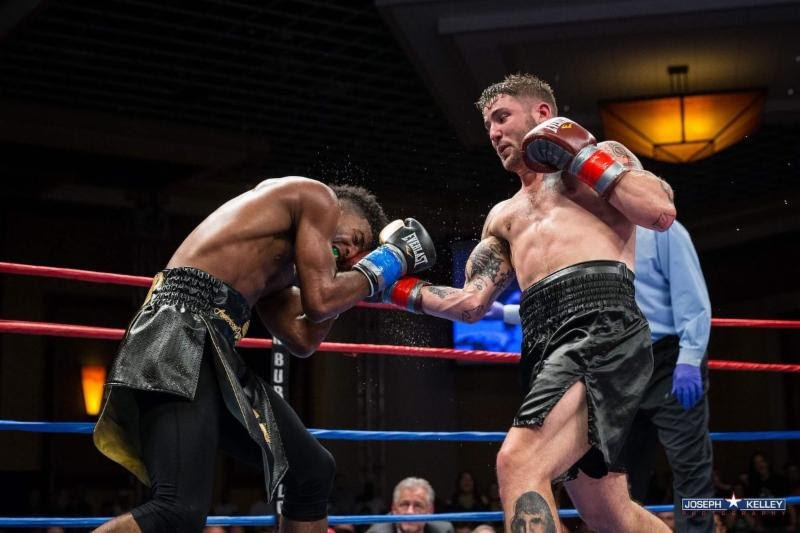 Manny Woods - Murphys Boxing is proud to announce the return of junior middleweight contender and fan favorite, Greg Vendetti (20-3-1, 12 KOs) who will take on Manny Woods (16-8-1, 6 KOs) on Friday, March 29th at Memorial Hall in Melrose, Massachusetts in a 10 round bout.