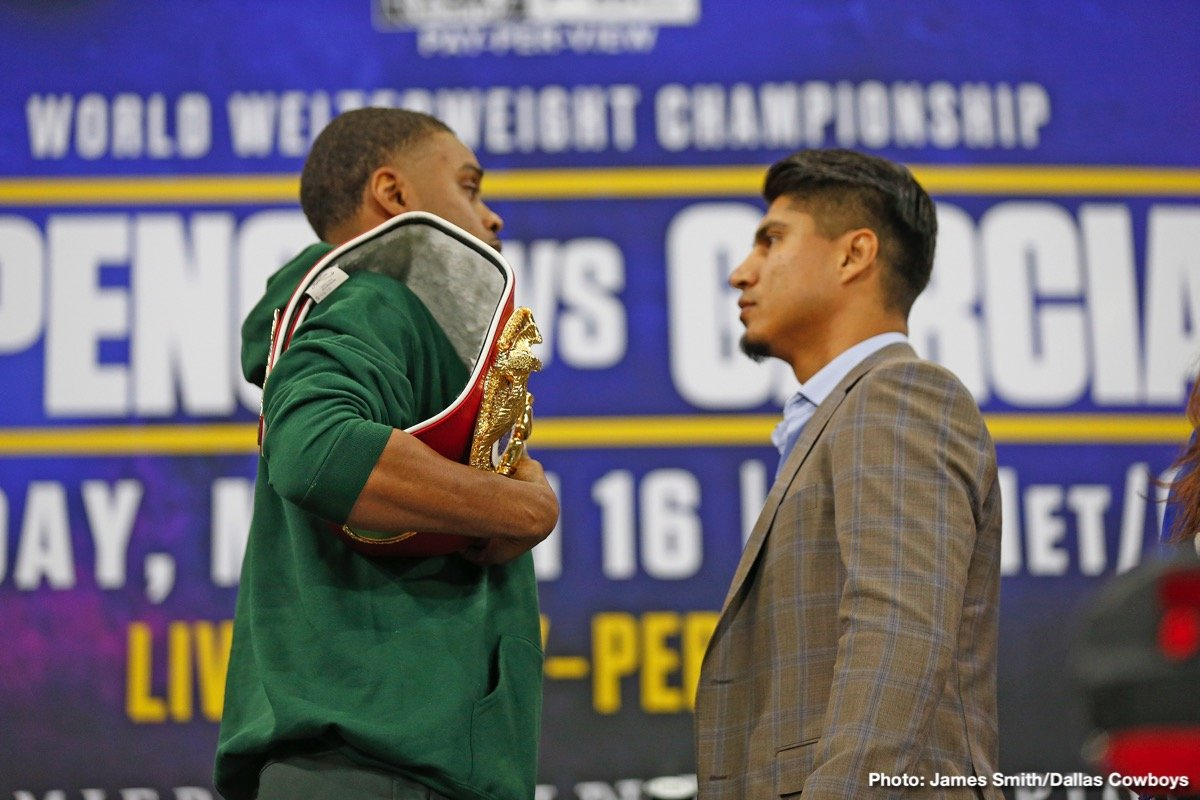 Errol Spence Jr. - When FOX Sports presents its first-ever Pay-Per-View for the Premier Boxing Champions title fight Saturday night, including delivering a full on-site studio show, the production power will be in a weight class all its own.