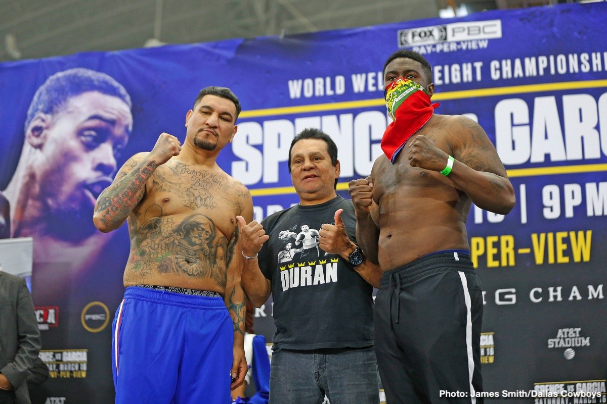 Chris Arreola - It's a sign of how seriously Chris Arreola has taken tonight's fight with unbeaten but somewhat unknown, and untested, Jean Pierre Augustin (17-0-1 with 12 KO), that he tipped the scale at a low (for him) 239 pounds. Arreola, at age 38 very much accepting of the fact that time is not on his side, that this is his last chance to make it to the top – to leave a legacy, as Arreola says himself – has reportedly trained as hard as can be for tonight's fight.