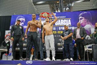 Errol Spence, Luis Nery, Mikey Garcia - Boxing News