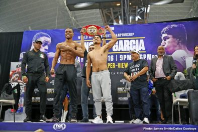 Errol Spence Luis Nery Mikey Garcia Boxing News
