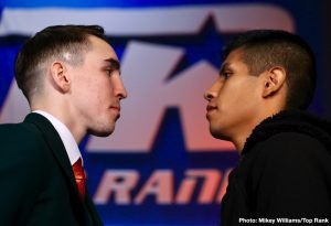 """Paddy Barnes - For the third consecutive year, Michael """"Mick"""" Conlan is ready to crash the Hulu Theater at Madison Square Garden for a St. Patrick's Day extravaganza."""