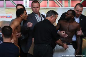 Avery Sparrow - Story by John DiSanto – PhillyBoxingHistory.com - Philly fight fans are buzzing about the world title bout between local IBF champ Tevin Farmer and Irish import Jono Carroll, scheduled for Friday night (March 15) at the Liacouras Center, promoted by Matchroom Boxing.  It's been 16 years since a reigning world champion from Philly defended his crown before a hometown audience (Bernard Hopkins was the last in 2003).  So, all the focus on Farmer is understandable.  However perhaps lost in this hoopla, is an even more delectable match up on the undercard that pits two local lightweights in what looks to be the show's fight of the night.