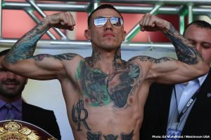 Gabriel Rosado - The Middleweight clash between Gabriel Rosado and Maciej Sulecki on Friday night (March 15) at the Liacouras Center, Philadelphia live on DAZN in the US and Sky Sports in the UK, has extra spice added to it as promoter Eddie Hearn announced that the winner is likely to face WBO kingpin Demetrius Andrade in June.
