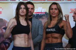 Katie Taylor - Katie Taylor believes that she can become the greatest female fighter ever as she meets Rose Volante in a World Lightweight unification clash at the Liacouras Center in Philadelphia, PA on tonight (March 15), live on DAZN in the US and on Sky Sports in the UK.