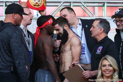 Jono Carroll Tevin Farmer Boxing News British Boxing