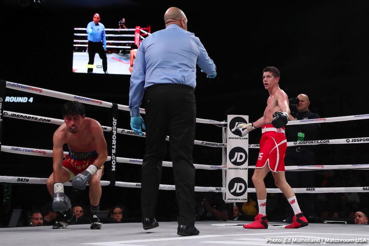 Anthony Crolla Luke Campbell Boxing News